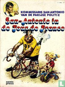 San-Antonio in de Tour de France