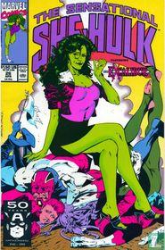 The Sensational She-Hulk 26