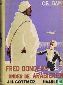 Fred Donders onder de Arabieren