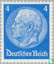 Paul von Hindenburg, president