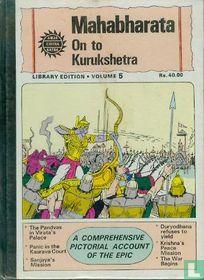 On to Kurukshetra
