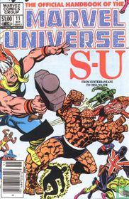 S-U: From Subterraneans To Ursa Major