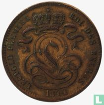 België 1 centime 1844