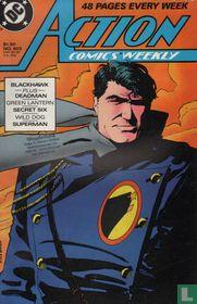 Action Comics 603