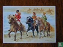 Voor het Kind-Paard: pony rijden