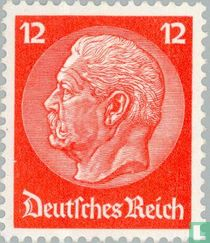 Paul von Hindenburg,