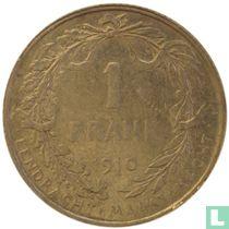 België 1 franc 1910 (NLD)