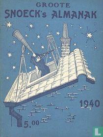 Groote Snoeck's Almanak 1940