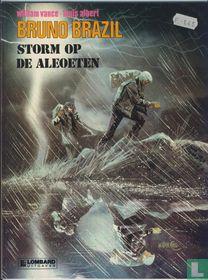 Storm op de Aleoeten