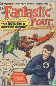 The Return of Doctor Doom!