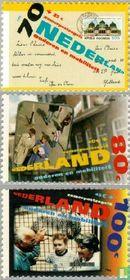 Sommer-Briefmarken
