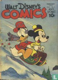 Walt Disney's Comics and Stories 41