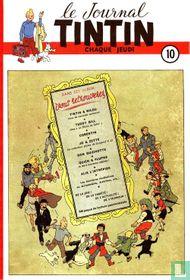 Tintin recueil 10