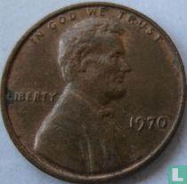 Vereinigte Staaten 1 Cent 1970 (ohne Buchstabe)