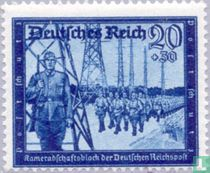 Kameraadschap Duitse post