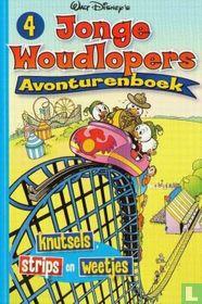 Jonge Woudlopers avonturenboek 4