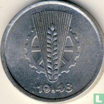 DDR 1 pfennig 1948