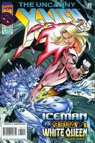 The Uncanny X-Men 331