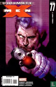 Ultimate X-Men 77