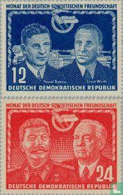 Duits- Russische vriendschap