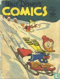 Walt Disney's Comics and Stories 17