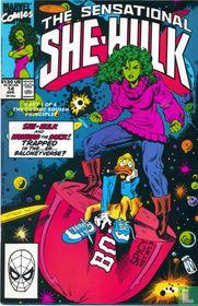 The Sensational She-Hulk 14