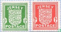 1941 Arms of Jersey (JER B1)