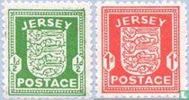 1941 Wapen van Jersey (JER B1)