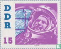 Bezoek kosmonaut Titow