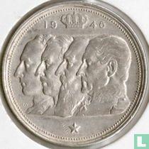 België 100 francs 1948 (FRA - muntslag)