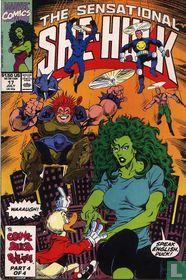 The Sensational She-Hulk 17