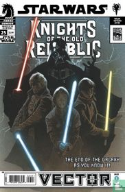 Knights of the Old Republic 25