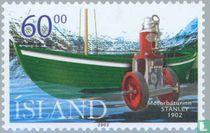 Motorboten op Ijsland 1902-2002