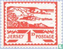 Gezichten op Jersey