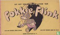 Uit het veelbewogen leven van Fokkie Flink - 3e avontuur No. 11
