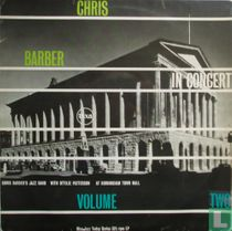 Chris Barber in Concert Volume Two