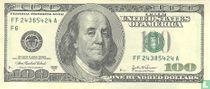 V. S. 100 Dollars F6