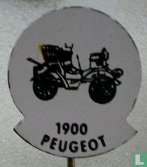 1900 Peugeot [yellow]