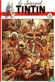 Tintin recueil 11