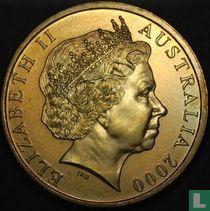 """Australië 1 dollar 2000 (Sydney) """"Olymphilex Exhibition"""""""