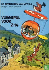 Vliegspul voor Z-14