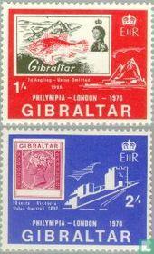 Stamp Exhibition Philympia