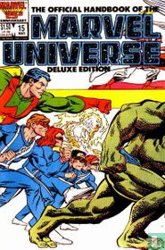 Wonder Man To Zzzax Plus Appendix To Alien Races