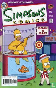 Simpsons Comics 67