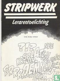 Stripwerk - Lerarentoelichting