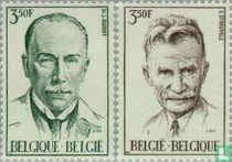 Jules Bordet and Stijn Streuvels