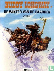 De winter van de paarden
