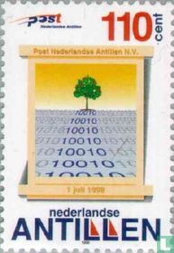 Verzelfstandiging Post N.V.
