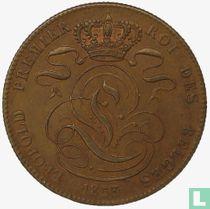 België 5 centimes 1853