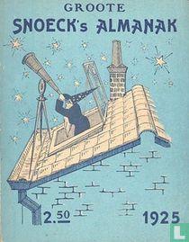 Groote Snoeck's Almanak 1925